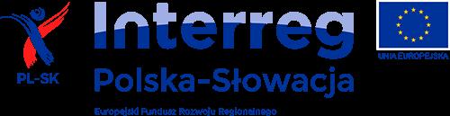 Logo Interreg Polska - Słowacj